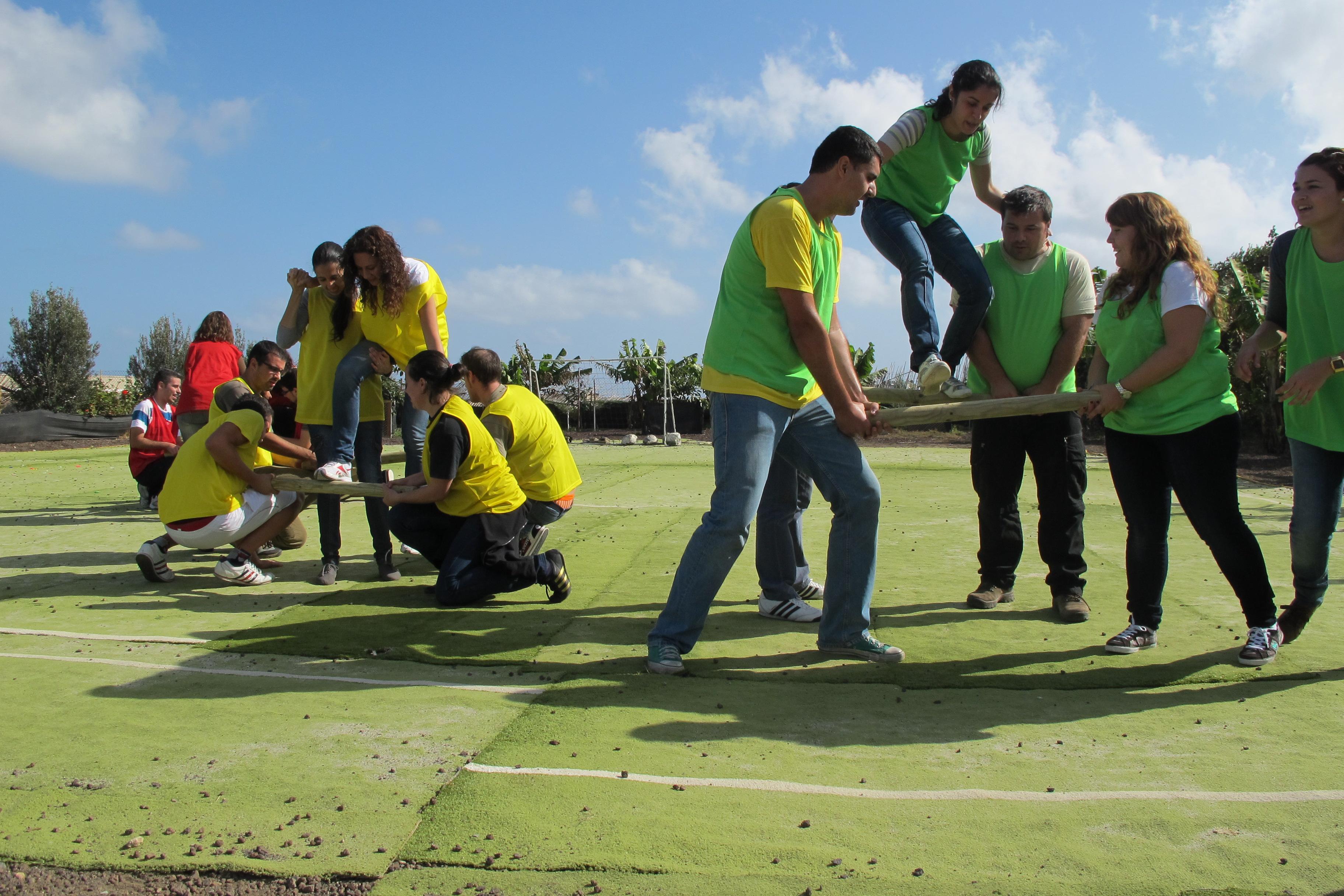 Team Building Equipe