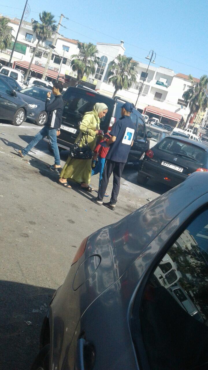 Street Marketing Chaabi