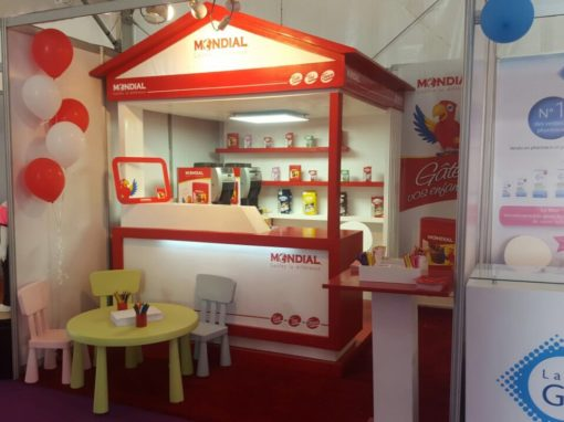 Stand Mondial